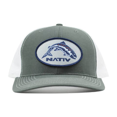 Nativ Trucker Hat - Mountain Trout