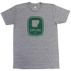 Explore Arkansas T-Shirt
