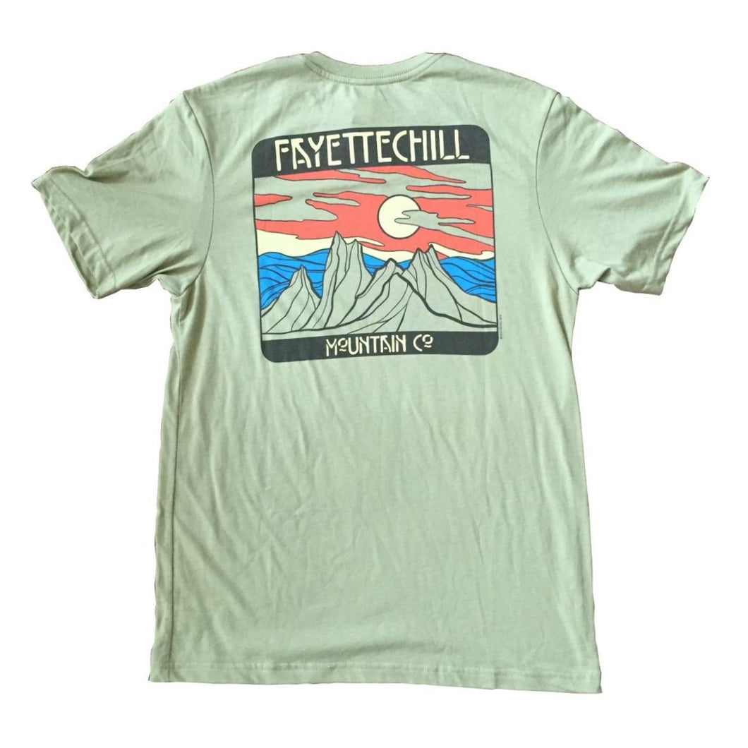 Fayettechill T-Shirt - Bryn Mountains