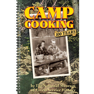 camp cooking cookbook