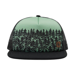 Hippy Tree Thicket Hat Mint