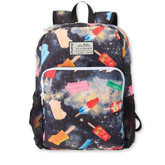 kavu field trip backpack front space pop