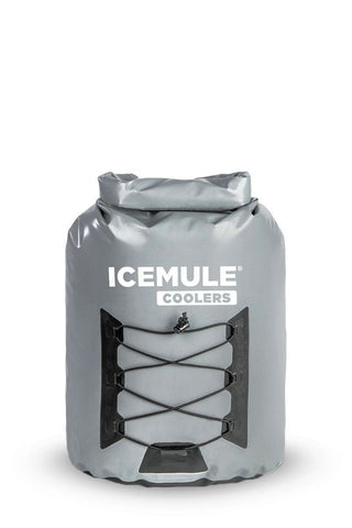 icemule pro backpack cooler grey