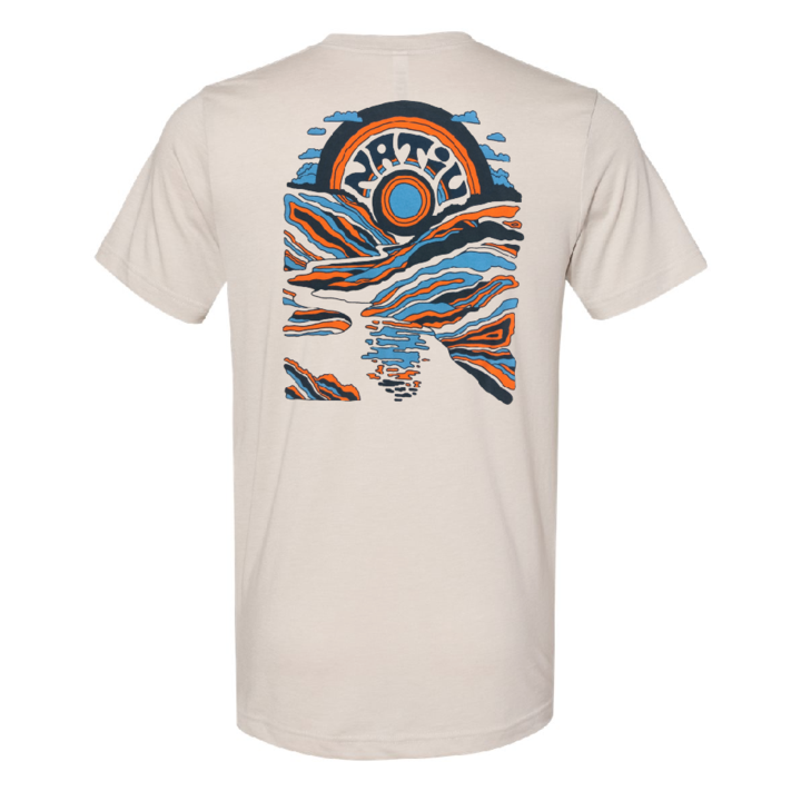 Dali Canyon Tee
