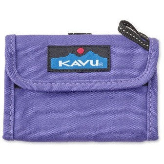 KAVU Wally Wallet - Imperial Purple
