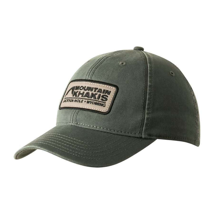 mountain khakis soul patch cap kelp
