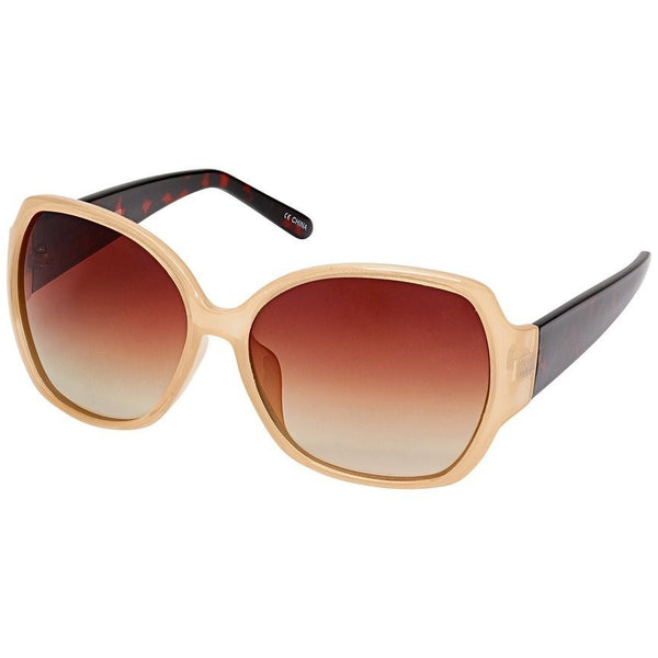 Beverly Beige Gradient Brown Polarized