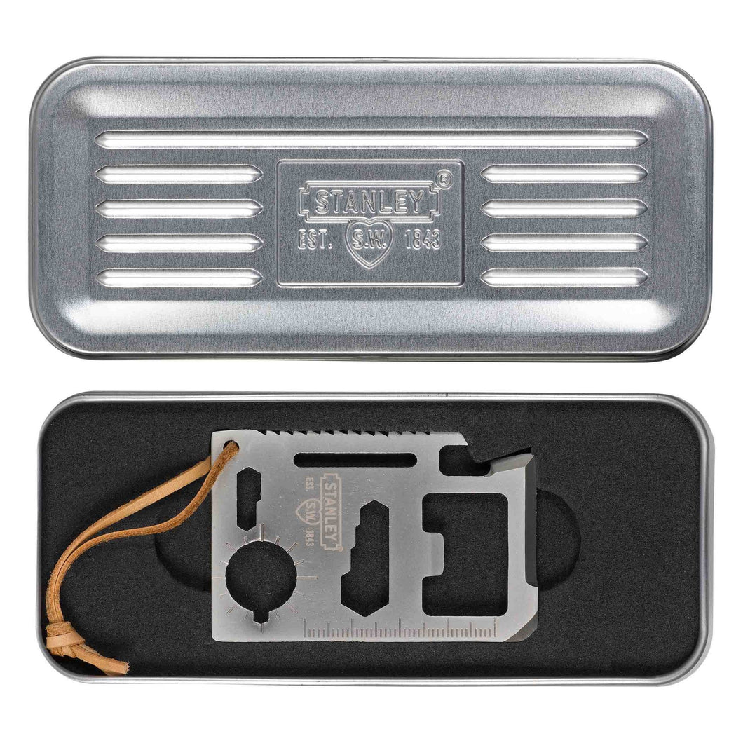 stanley credit card multi tool