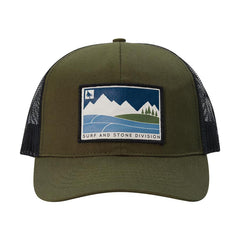 Hippy Tree Division Trucker Hat