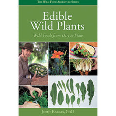 Edible Wild Plants Book