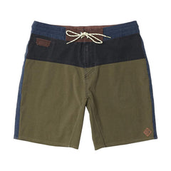 Neptune Swim Trunks - Military