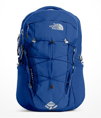 the north face borealis backpack flag blue