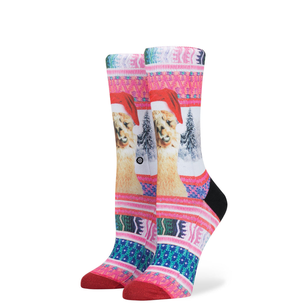 Stance Socks - Tinsel Tina - Women's Crew