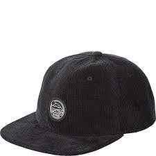 Well Rounded Ballcap Black
