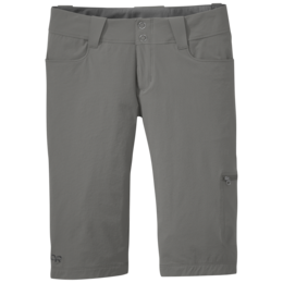 outdoor research womens ferrosi shorts pewter