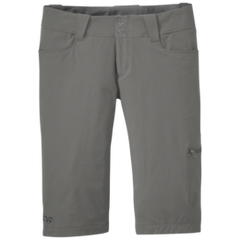 Outdoor Research Womens Ferrosi Shorts - Pewter