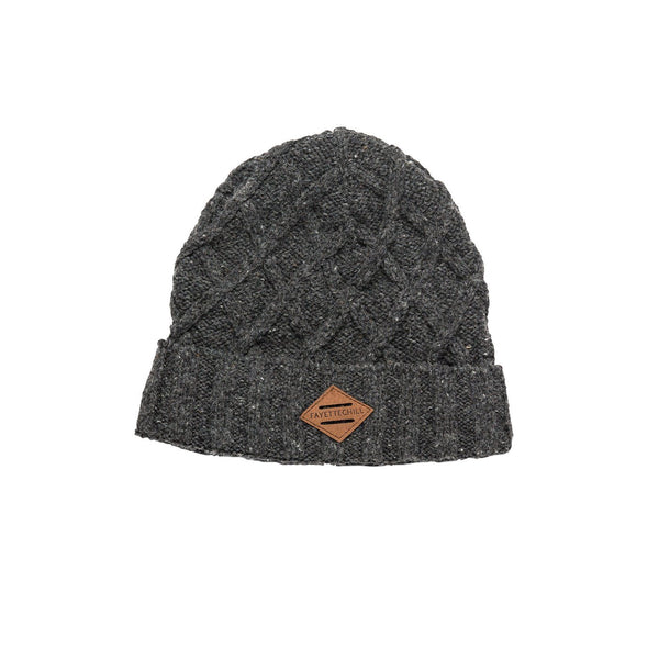 fayettechill tommy beanie black