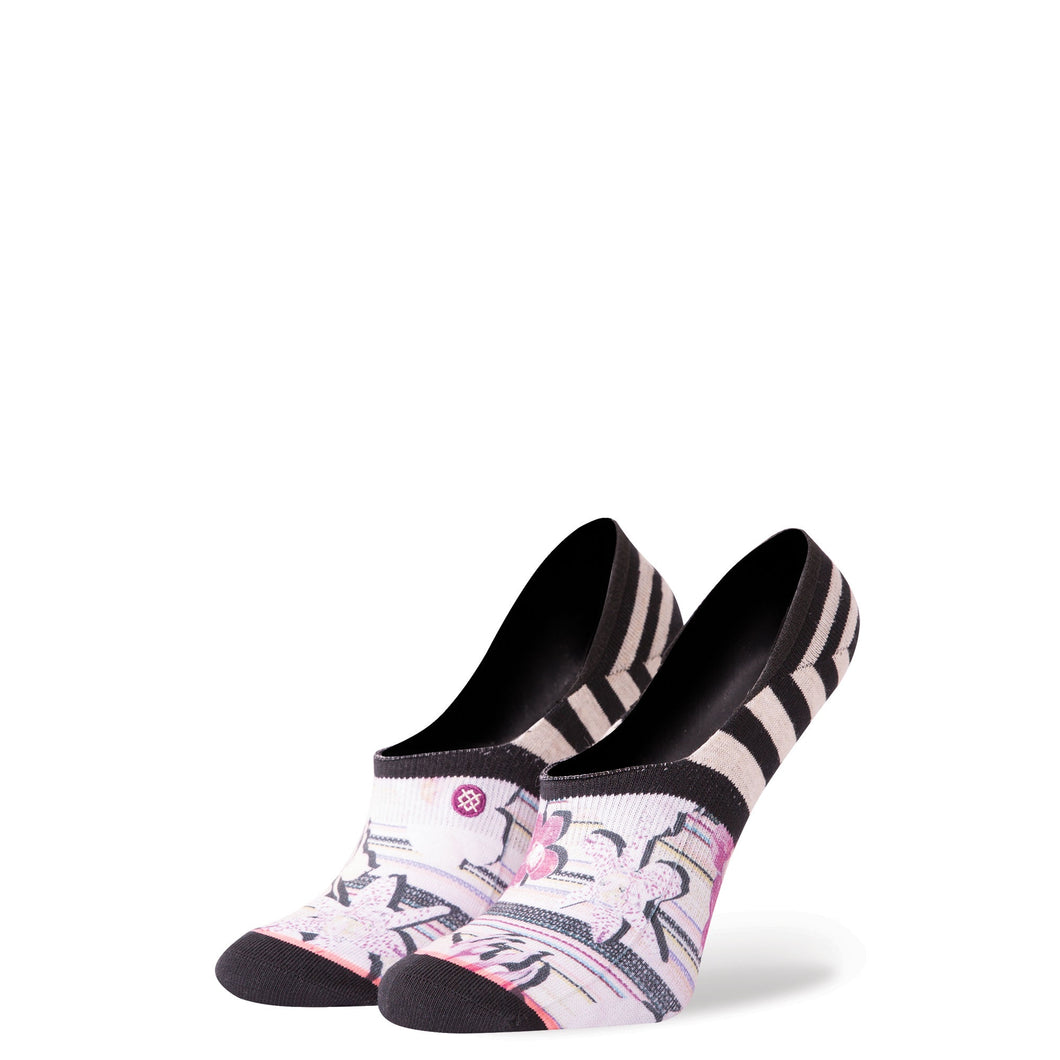 stance socks women's santorini black