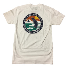 Hippy Tree T-Shirt - Wetland