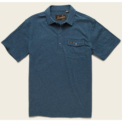 Howler Brothers Crockett Polo - Navy