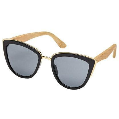 blue planet bailey sunglasses - black