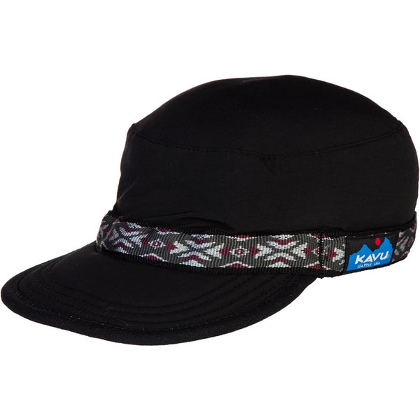 kavu pack hat black