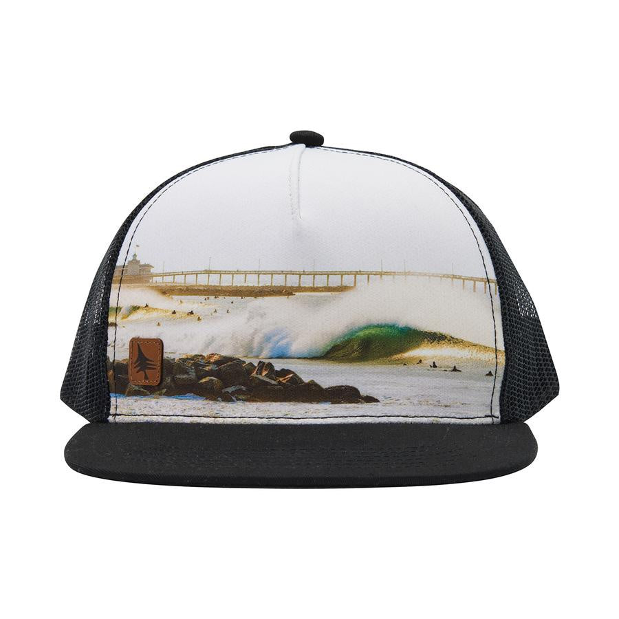 Hippy Tree Newport Hat Black