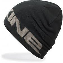 dakine 2-way beanie black