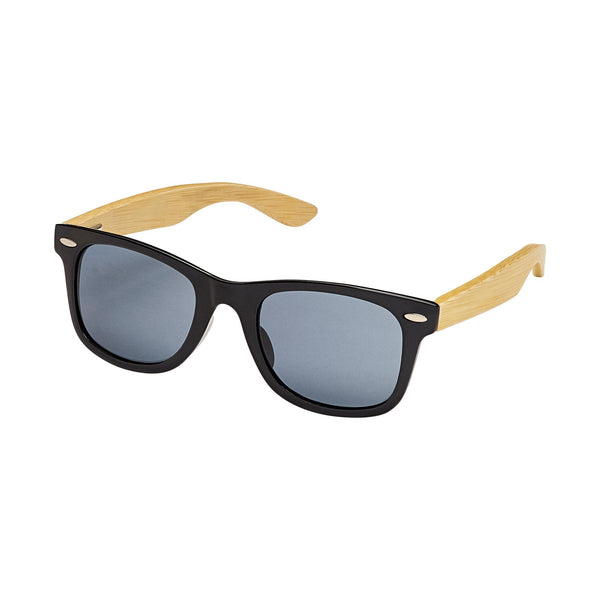 blue planet classic black sunglasses
