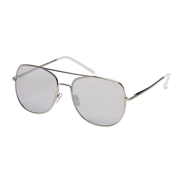 Blue Planet Sunglasses - Sydney - Silver