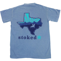 Stoked Texas T-Shirt