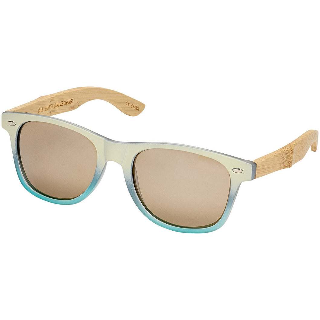 Pacific Ivory Turquoise Brown Mirror Lens