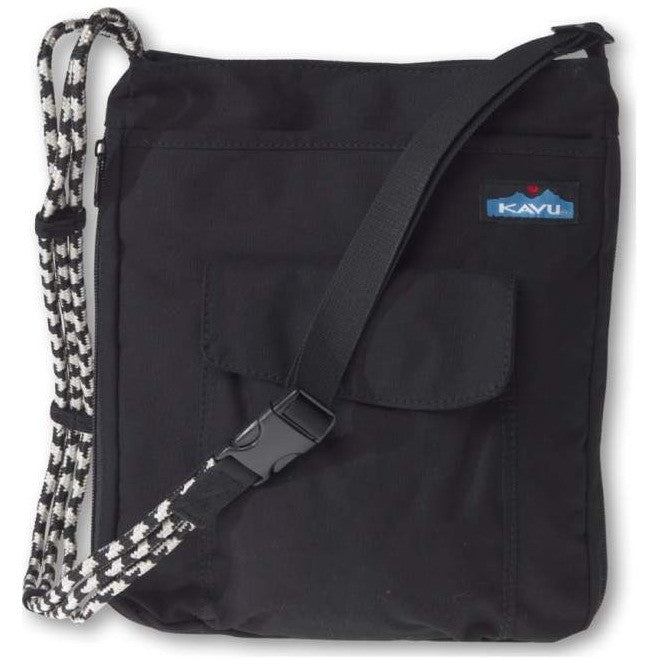 kavu sidewinder bag - black