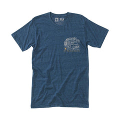 Hippy Tree Roadside Tee Navy