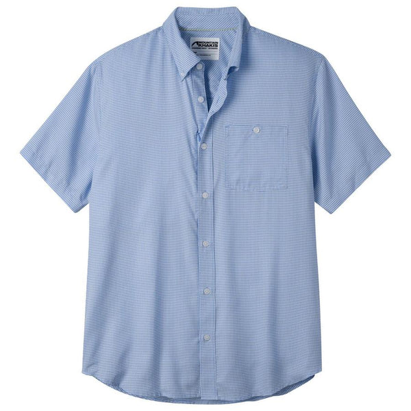 mountain khakis men's passport ec short sleeve larkspur