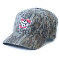 Camouflage Arkansas Flag Hat