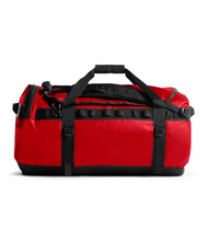 The North Face Large Base Camp Duffel Red Black