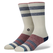 mens stance socks stacy white