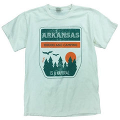 Arkansas Hiking & Camping T-Shirt