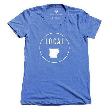 Women's Arkansas Local T-Shirt