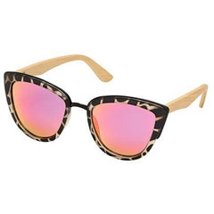 Blue Planet Bailey Sunglasses - Ivory Tortoise