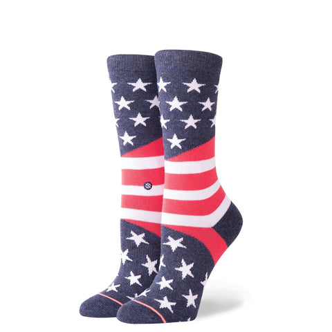 Stance Women's Socks - Come Together - Tomboy