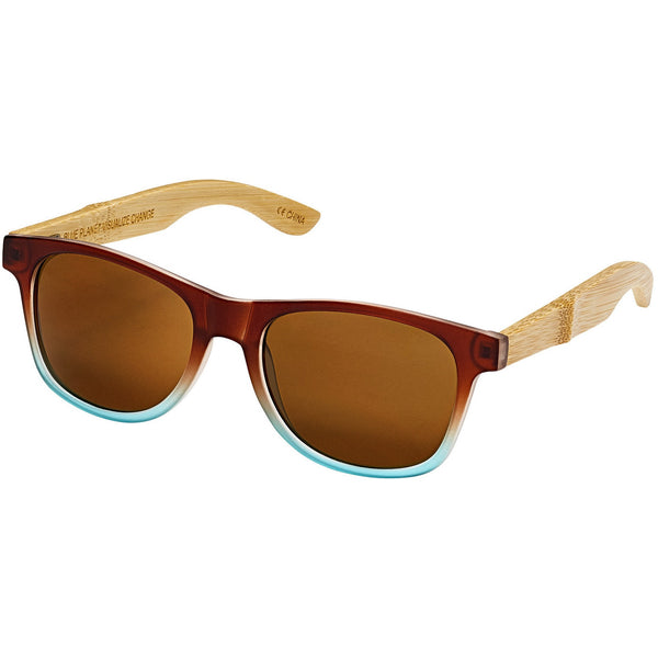 Pacific Brown Turquoise Bamboo Brown Lens