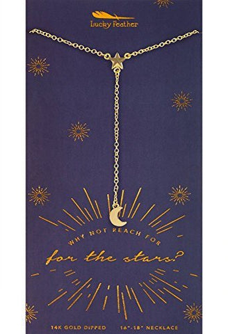 LF Reach for Stars Necklace