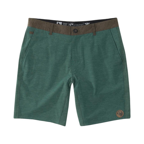 Hippy Tree Tulsa Hybrid Teal Shorts