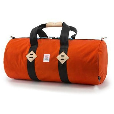 Topo Designs Classic Orange Duffel