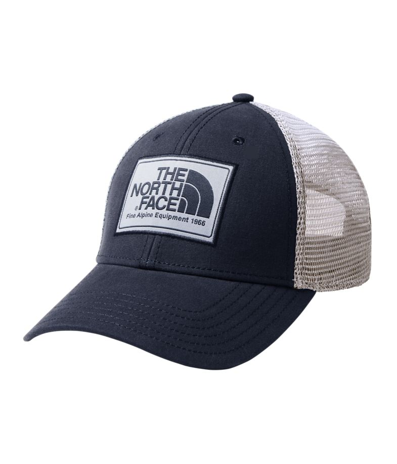 The North Face Mudder Trucker Hat  Shady Blue