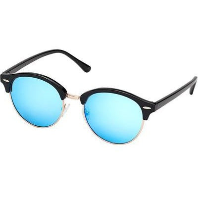 Taylor Black Gold Ice Blue Lens