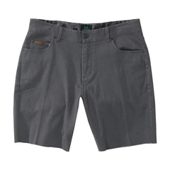 Hippy Tree Men's Trail Shorts - Charcoal