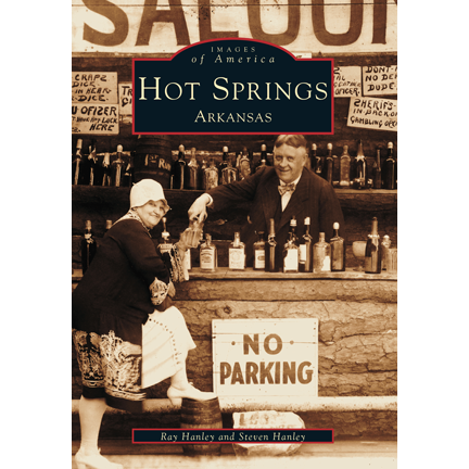 Hot Springs Arkansas Book